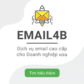 dịch vụ email4b