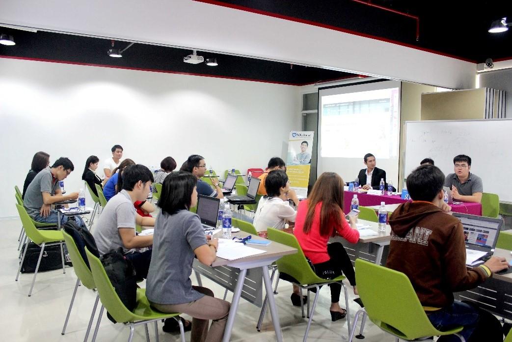 Mắt Bão phối hợp với SC tổ chức chuỗi workshop chuyên sâu về SEO dành cho website