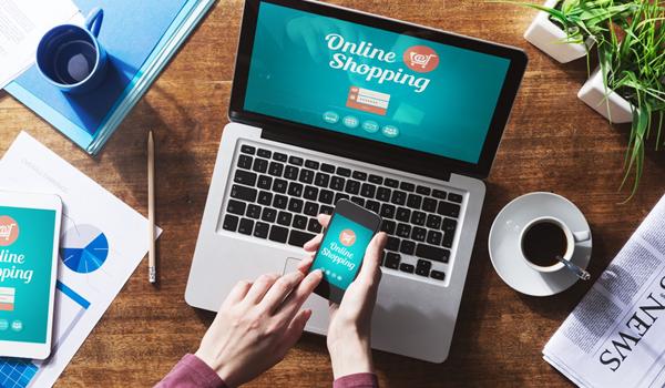Xu hướng shopping online đang thống lĩnh thị trường