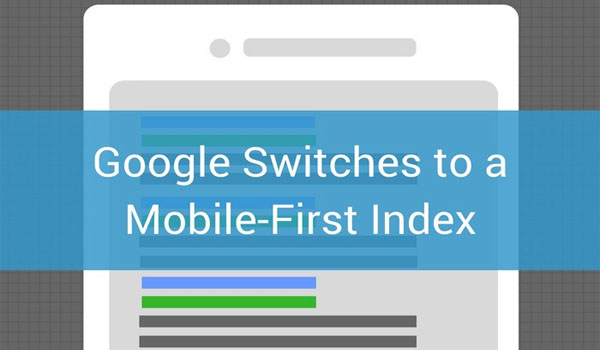 Mobile – first indexing