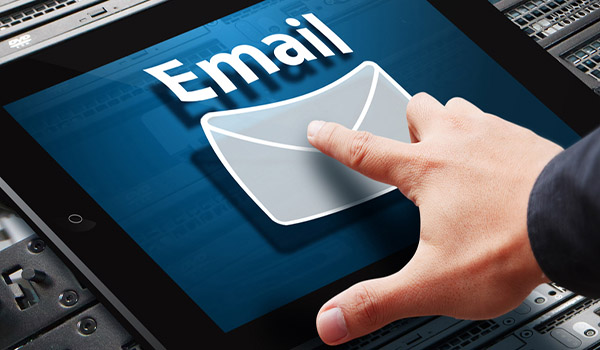 check email remarketing