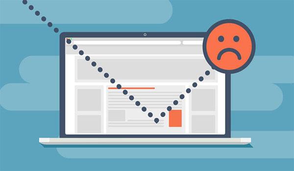 Người dùng thường có xu hướng thoát trang nếu thời gian truy cập trang quá 2s