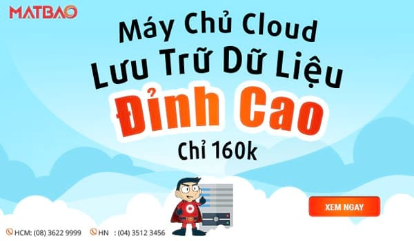 Chọn Cloud Hosting Hay Cloud Server?