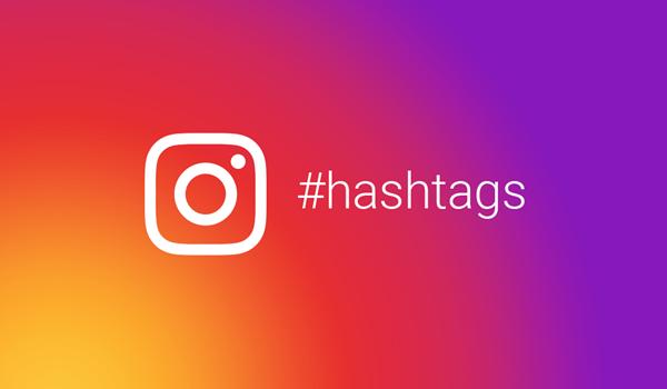 Instagram là một trong những mạng xã hội có lượng hashtag rất lớn