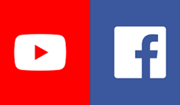Ngoài Instagram, Facebook và YouTube là các kênh cũng sử dụng hashtag