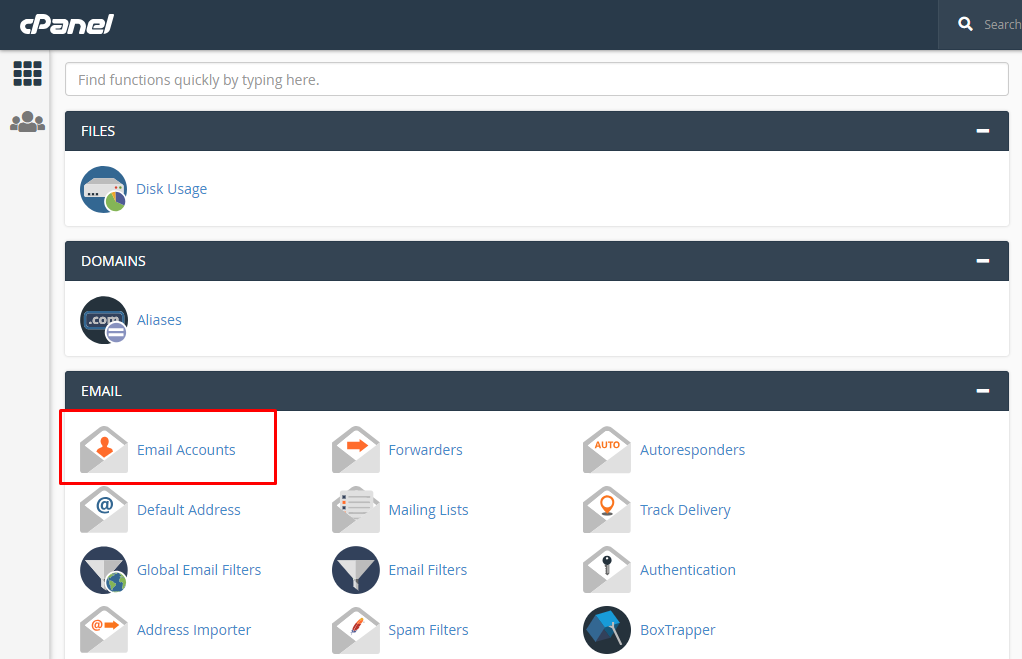 Hướng dẫn tạo email theo tên miền riêng cho doanh nghiệp tại matbao.net 4